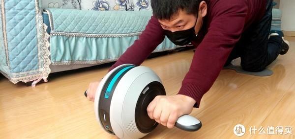 野小兽健腹轮智能版|拥有马甲线消灭小肚腩,智能健腹黑科技