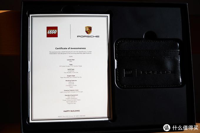 简单分享,Lego 10295初回限定礼盒