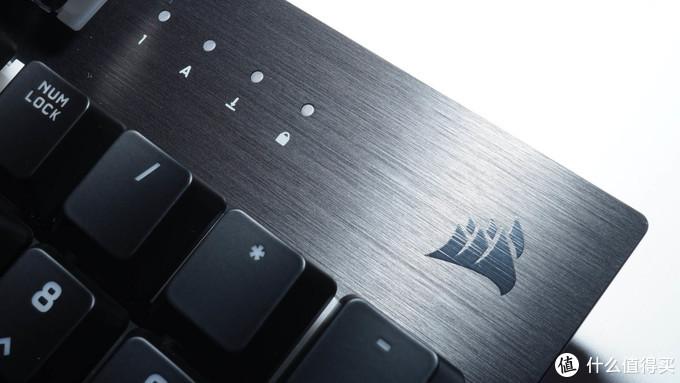 体验Cherry VIOLA轴 - 海盗船 K60 Pro 游戏机械键盘