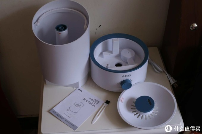 湿润度不够,皮肤干燥居家必备良品ABG加湿器