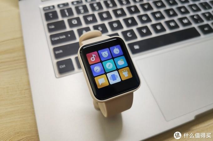 红米旗下首款智能手表Redmi Watch,到底是手表还是大屏手环?