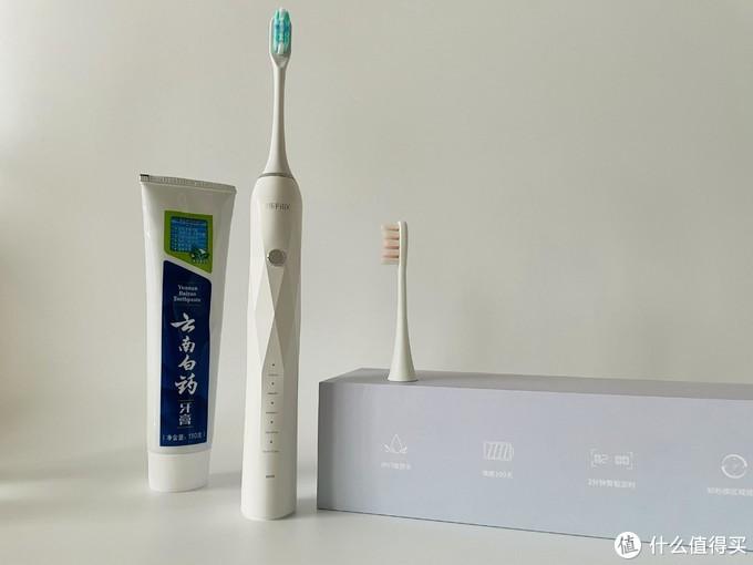 扉乐FiliX声波电动牙刷—不伤牙的佛系洁牙体验