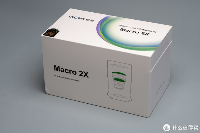 国货之光 老蛙 FF 100MM F2.8 Macro 2X 微距镜头开箱