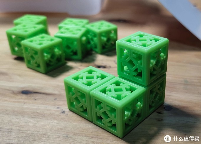 欢想 益智拼插方块积木
