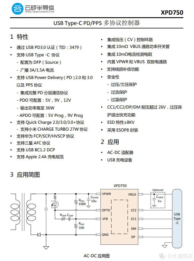 拆解报告:NOKIA诺基亚20W PD快充充电器