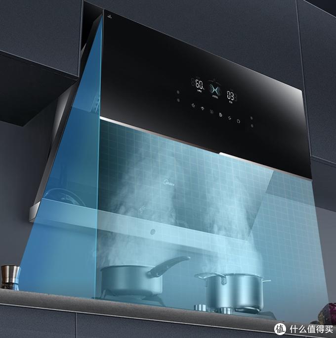 油烟机能怎么个智能法?  提高厨房颜值与家居幸福感的优质厨具