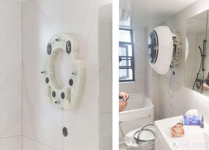 """合理""""洗、烘、存""""—小吉壁挂洗衣机使用分享"""