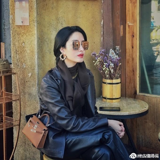 """明星背啥包Vol.10:""""风情万种""""女明星,倪妮、钟楚曦、杨采钰平时都爱背啥包?"""