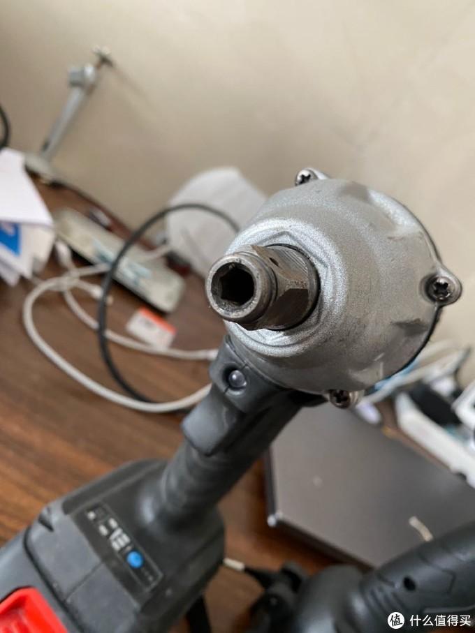 富格 雷力迅 电动扳手 改造 对比