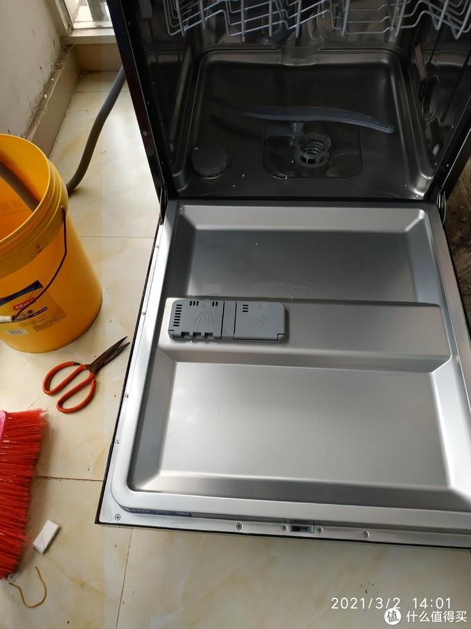 家庭辅助清理工具之一——洗碗机