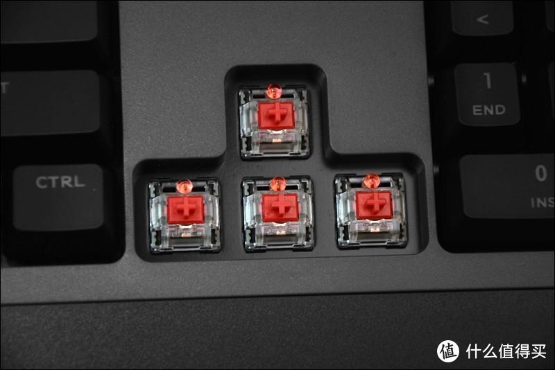 小改款,增加背光改成Li-ion电池,TT飞行家G521pro三模机械键盘开箱