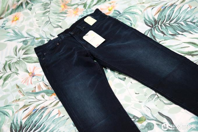 心中的经典,Levi's李维斯 502锥型牛仔裤 入手体验