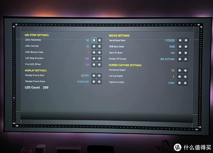 """最简单的""""流光溢彩""""教程:实现家庭影院、PS4、switch、Xbox同步氛围灯效果"""