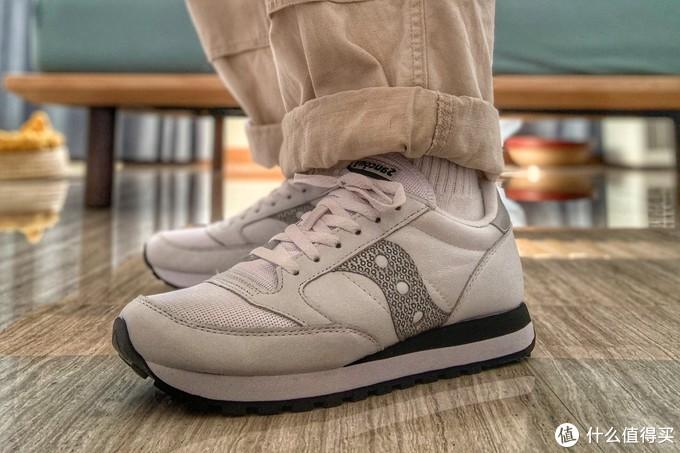 分享三双鞋Saucony Jazz联名与Adidas Gazelle