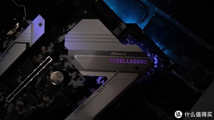"""""""钢铁品质 精工传奇""""没错,正是在下ASRock Steel Legend"""