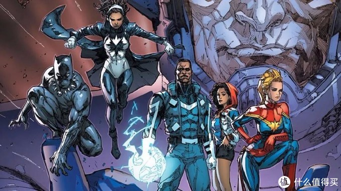 这个角色或要加盟《惊奇队长2》!地表最强黑人即将登场!