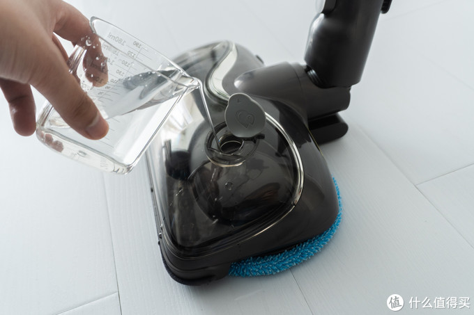 擦比拖更干净:小狗T12 Plus Rinse擦地吸尘器体验报告