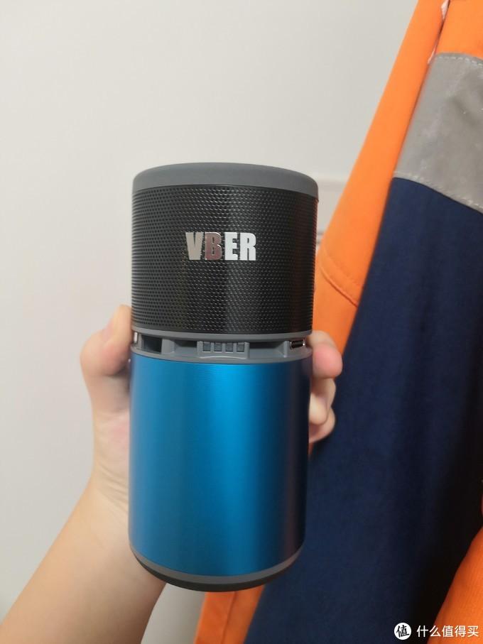 VBER臭氧消毒器测评:冰箱除菌去异味
