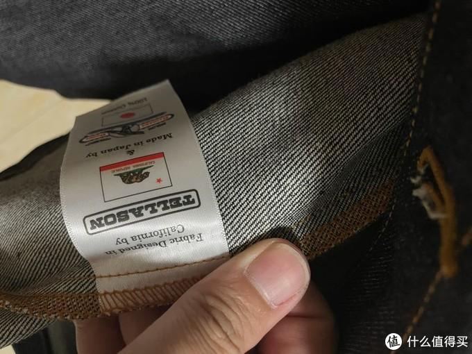 给推自买系列-Tellason Coverall 12.5 oz夹克