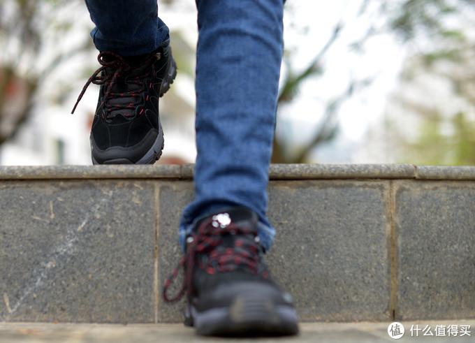 安全舒适,我觉得就是最好,绿巨人户外徒步鞋体验。