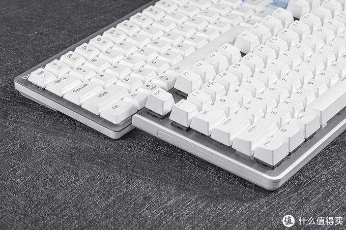 机械键盘也能薄脆可口,达尔优EK868,矮轴录入新体验
