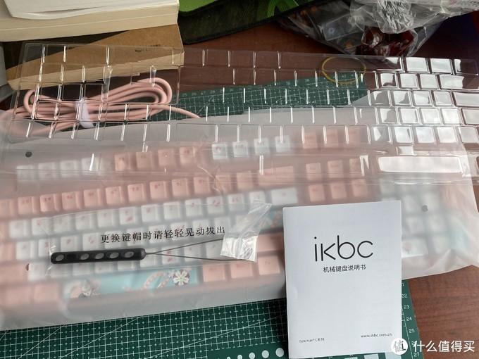 盛开在春天里的樱花,IKBC狐樱主题键盘开箱测评