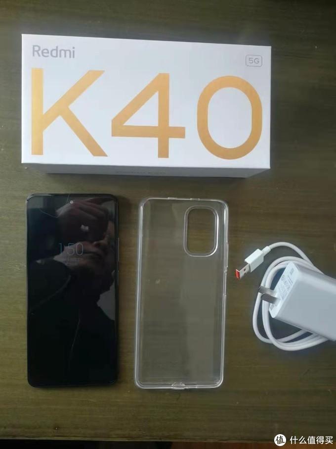 K40全家福,指纹收集器