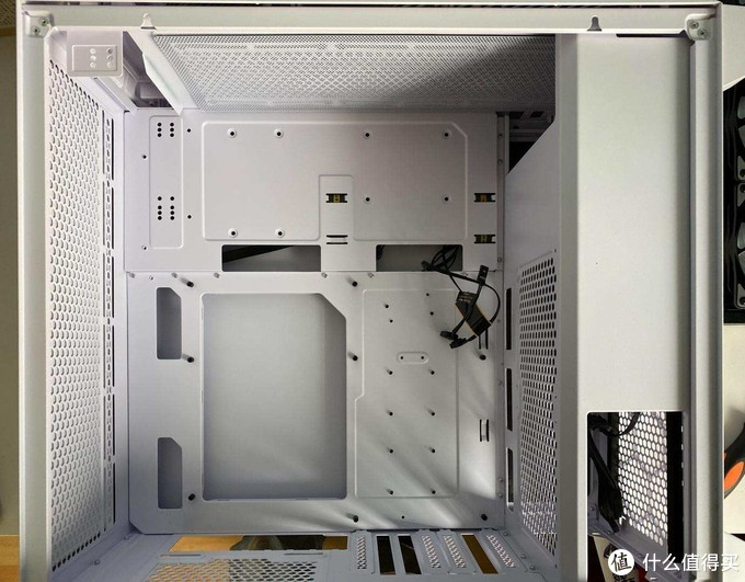 电脑电源一定要全模组吗?看看这款性价比电源实测,日系电容十年质保
