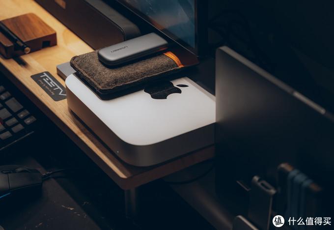 mac mini+扩展储存
