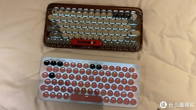 垃圾佬手中的79键机械键盘(一个女生自用鼠标引发的折腾)