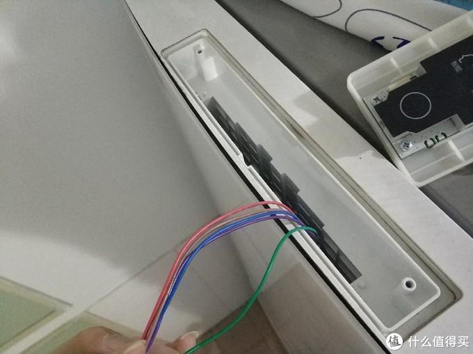 海尔冰箱BCD-251WBCS面板显示故障简单修复