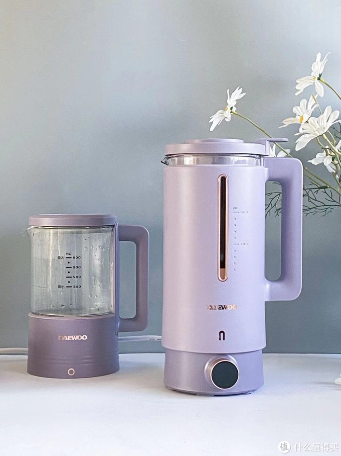 分体式设计,可以换杯,破壁机/养生壶灵活切换功能更多
