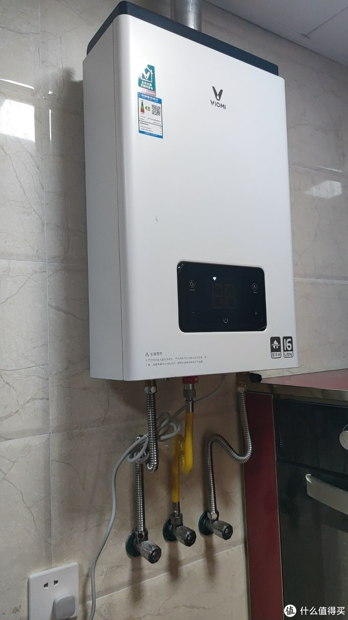 热水器联网有用吗?云米互联网燃气热水器Zero(16L)开箱测评