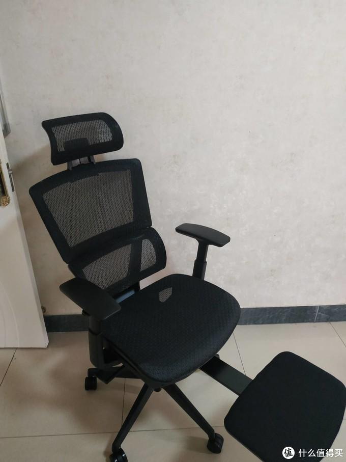 网易严选 黑色小蛮腰 人体工程学椅子使用5个月感受分享