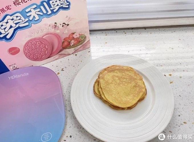 春日就是甜美季,奥利奥酸奶薄饼奉上
