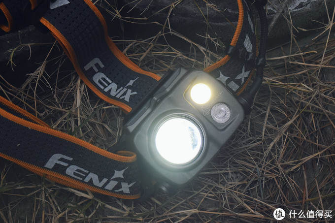 远泛兼顾,实用性强!Fenix头灯HP16R赏评