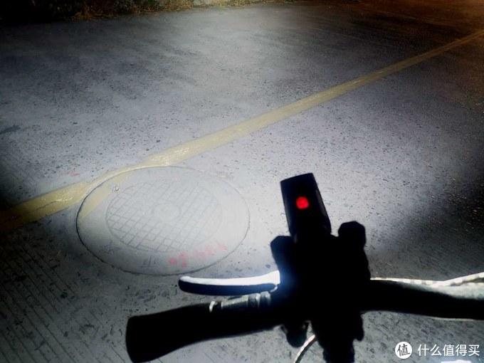 光明的追逐者-奈特科尔BR25多用自行车灯体验