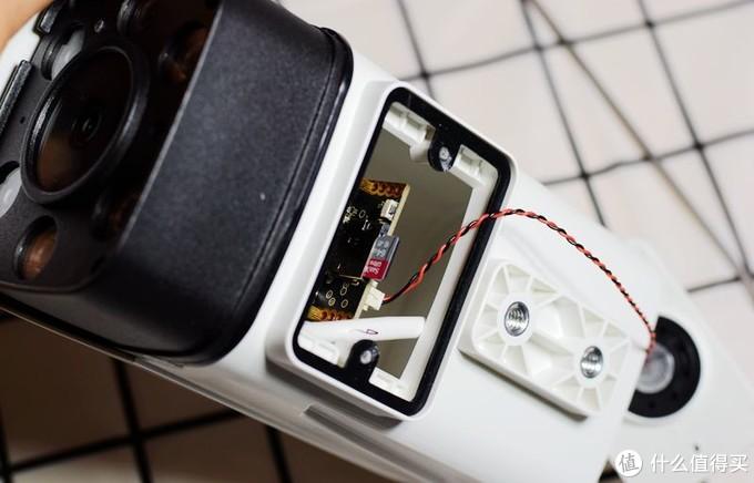 智慧生活就在联通智慧沃家,华晟HSCP21POE家用摄像机