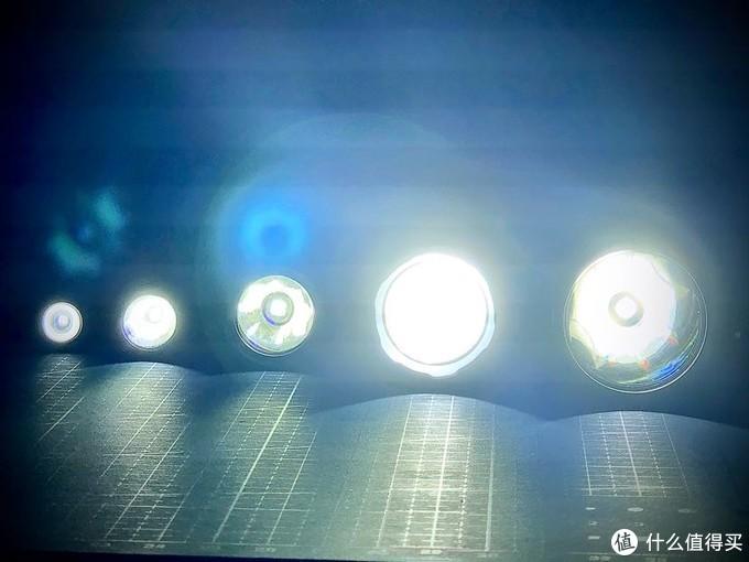 低光战术与搜索的中坚力量——奈特科尔mh25s卓越远射手电