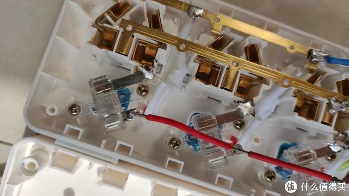 海锚三位独立开关排插开箱体验