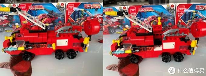 """这些年买过的乐高类积木之""""城市消防队"""""""