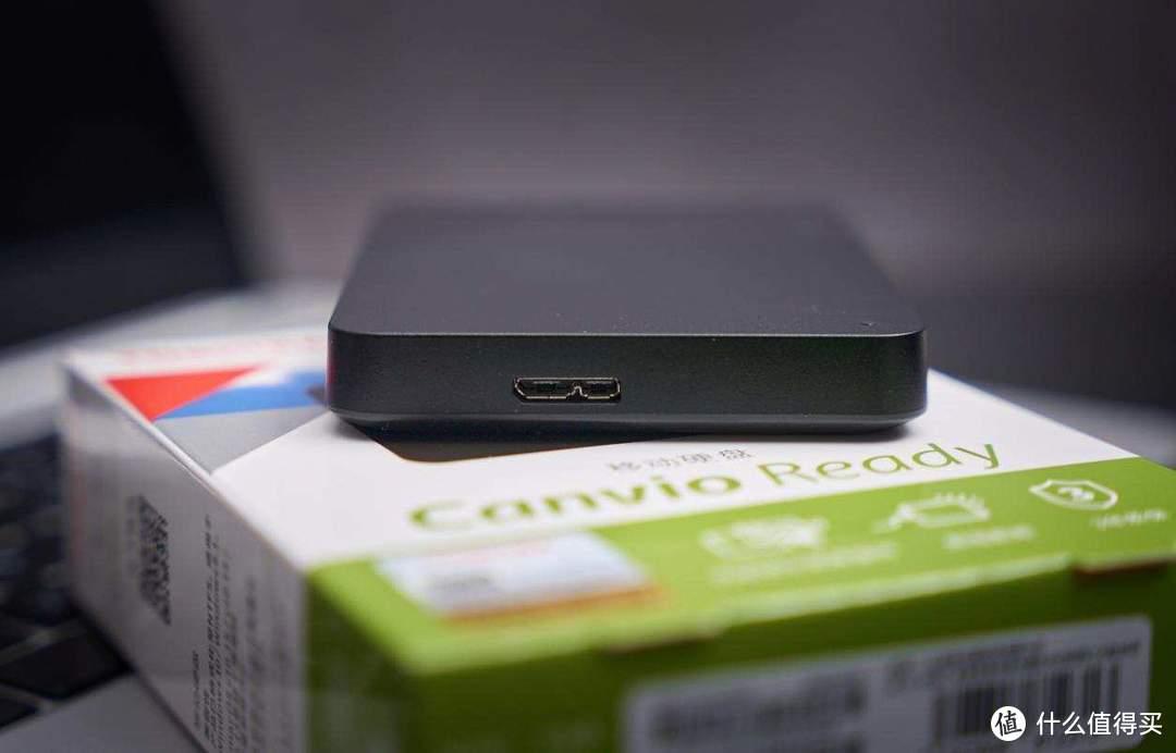高商务存储新选择:东芝CANVIO READY移动硬盘