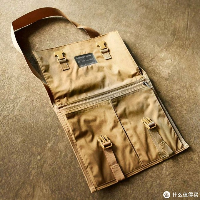 都说包治百病之GORUCK Claymore Sling Bag开箱