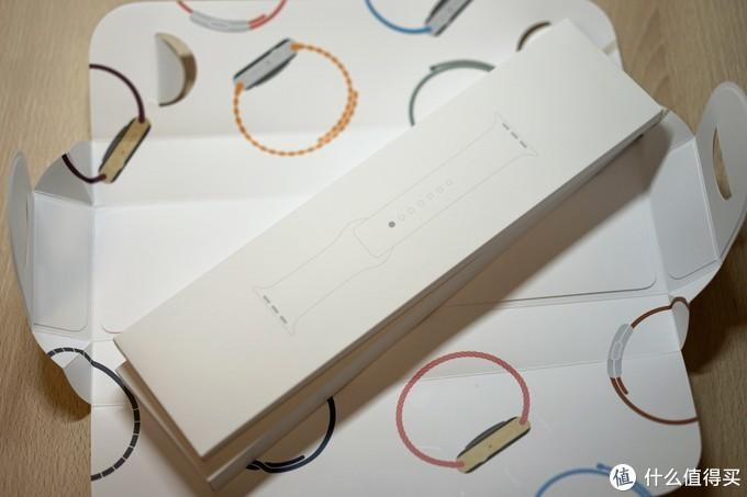 这是拆开之后的样子,三部分,包装纸,表带盒,表本体盒