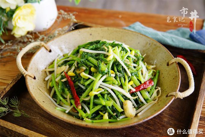 """春季,菜市场我从不放过的""""皇帝菜"""",一买好几斤,早春吃正鲜嫩"""