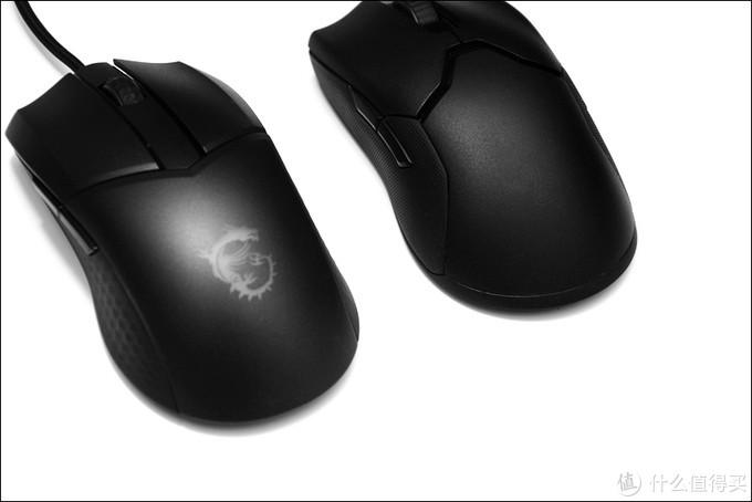 复刻?致敬?微星GM41、雷蛇毒蝰新旧两款鼠标对比体验