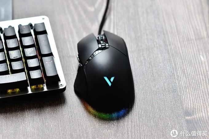 电竞利器助力战场旗开得胜 雷柏VT30幻彩RGB游戏鼠标