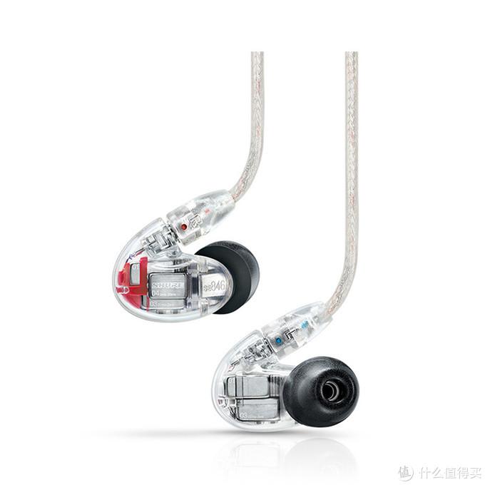 舒尔SE846四动铁入耳式耳塞