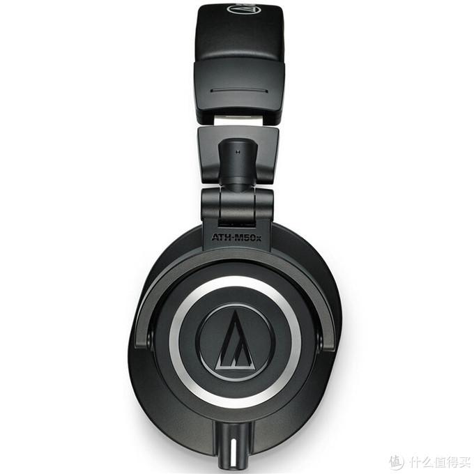 铁三角M50X封闭式监听头戴耳机