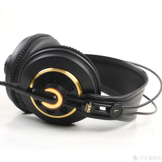 AKG K240S半开放式头戴耳机
